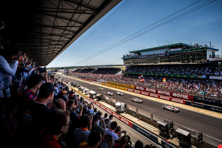 2017 Le Mans 24 Hours - 258,500 spectators