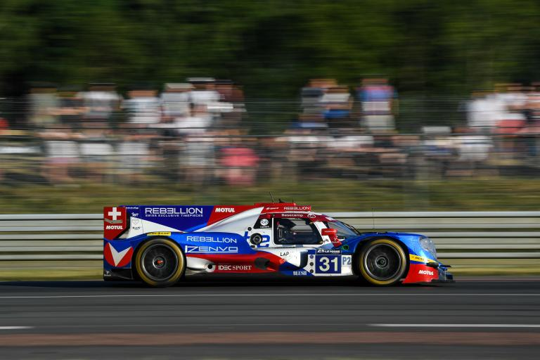 "Julien Canal (Oreca): ""I believe I have a guardian angel at the 24 Hours of Le Mans."""