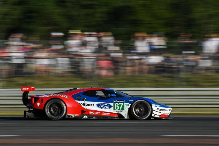WEC - Ford to keep its 2017 drivers for the upcoming season