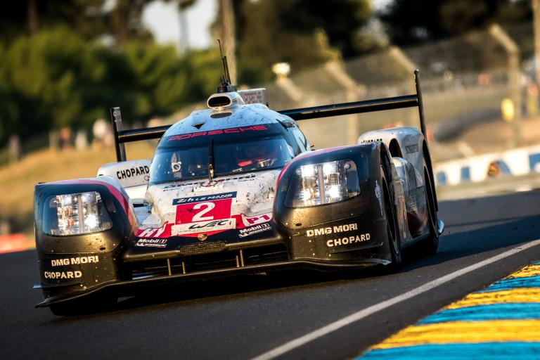 WEC - Relive Porsche's 2017 season in the LMP1 class (video)