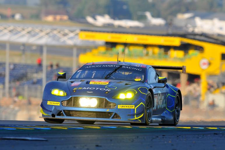 TF Sport (Aston Martin) to participate in the WEC, and 2018 and 2019 24 Hours of Le Mans