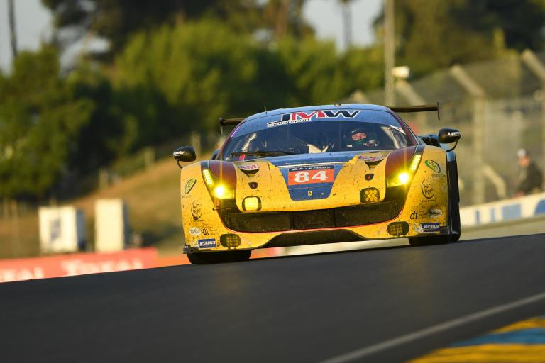 24 Hours of Le Mans - LMGTE Am winner reactions