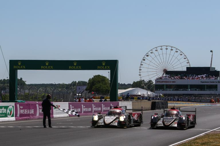 Highlights of the 2017 24 Hours of Le Mans – All change in the LMP2 class