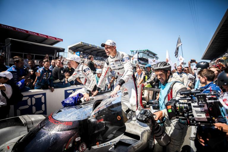 Highlights of the  2017 24 Hours of Le Mans