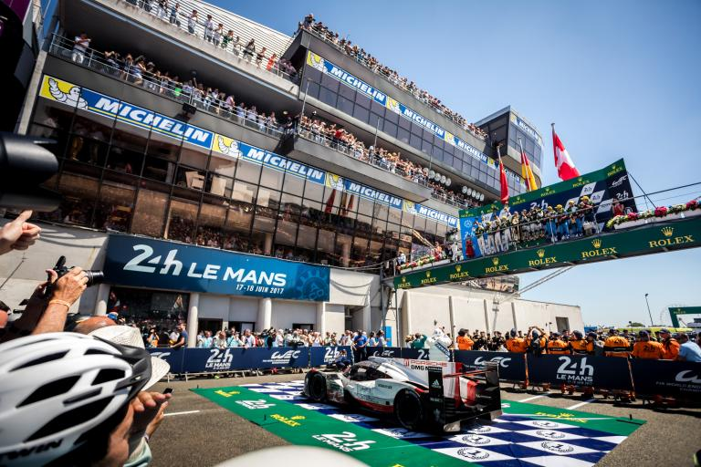 The 2017 24 Hours Of Le Mans In Numbers