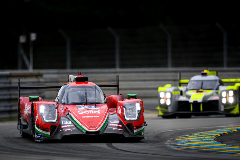 What The Fastest Drivers Had To Say After Test Day For 24 Hours Of Le Mans