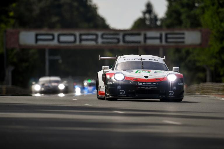 Porsche out in force for the 24 Hours of Le Mans