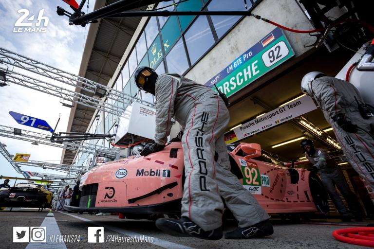 Who does what at the 24 Hours of Le Mans?   ACO - Automobile