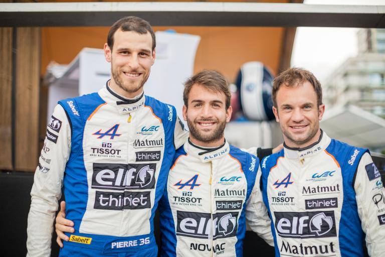 24 Hours of Le Mans - Pierre Thiriet (Signatech Alpine Matmut): Cool, calm and collected