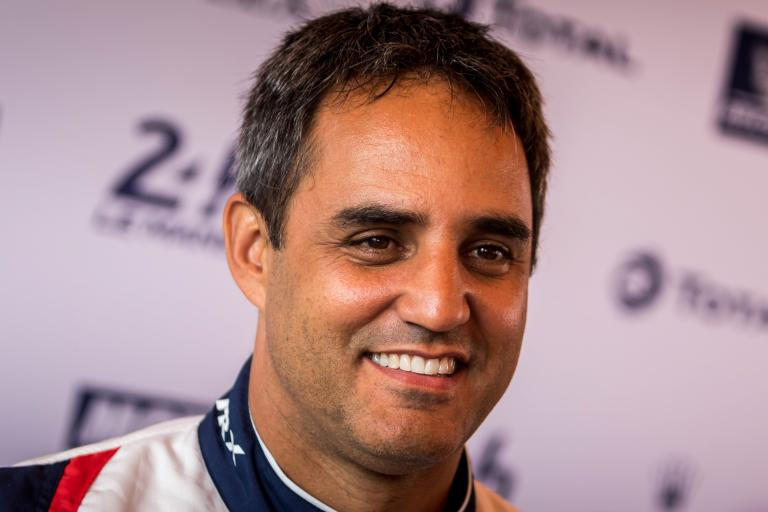 "Juan Pablo ""Speedy"" Montoya's first 24 Hours of Le Mans!"