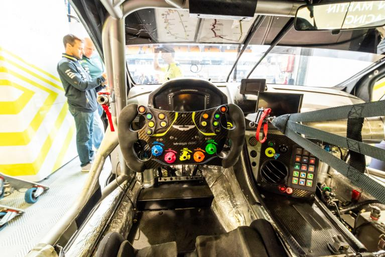 Le Mans 24 Hours - Inside an LMGTE