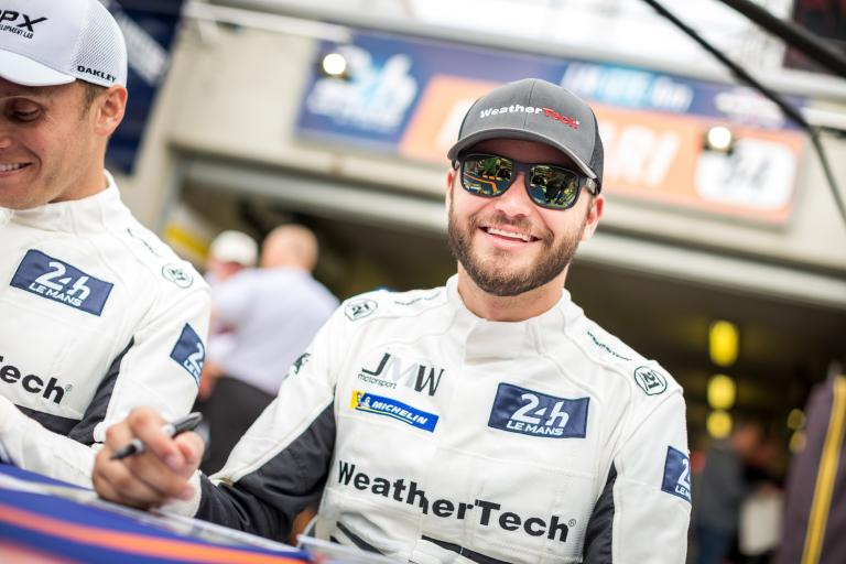 24 Hours of Le Mans – Cooper MacNeil, stronger contender than ever for LMGTE Am win