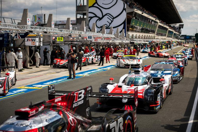 2018 24 Hours of Le Mans - What's happening on Thursday 14 June?