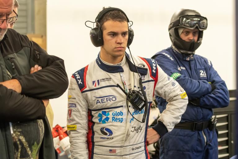 24 Hours of Le Mans – Will Owen is back with United Autosports