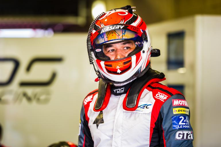 "24 Hours of Le Mans - François Perrodo (TDS Racing): ""LMP2s are amazing"""