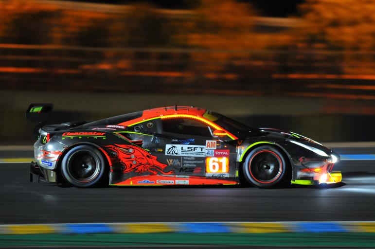 The 24 Hours of Le Mans a draw for Asian teams