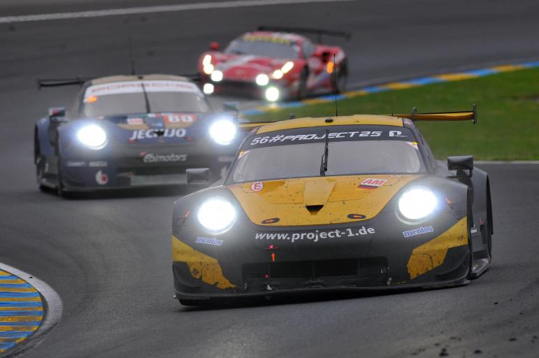 The Project 1 Motorsport team's 2018 24 Hours of Le Mans (video)