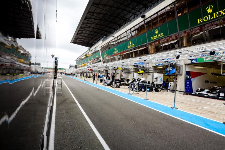 24 Hours of Le Mans – How are the 62 garages allocated?