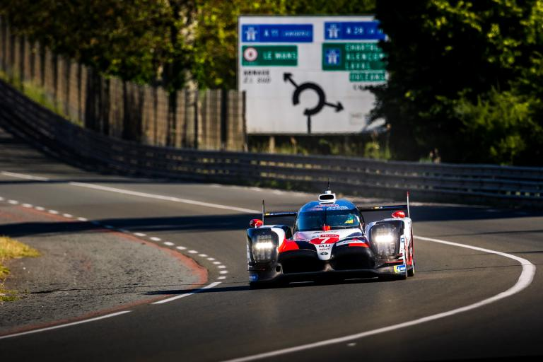 24 Hours of Le Mans – Kamui Kobayashi (Toyota): Your biggest rival is yourself