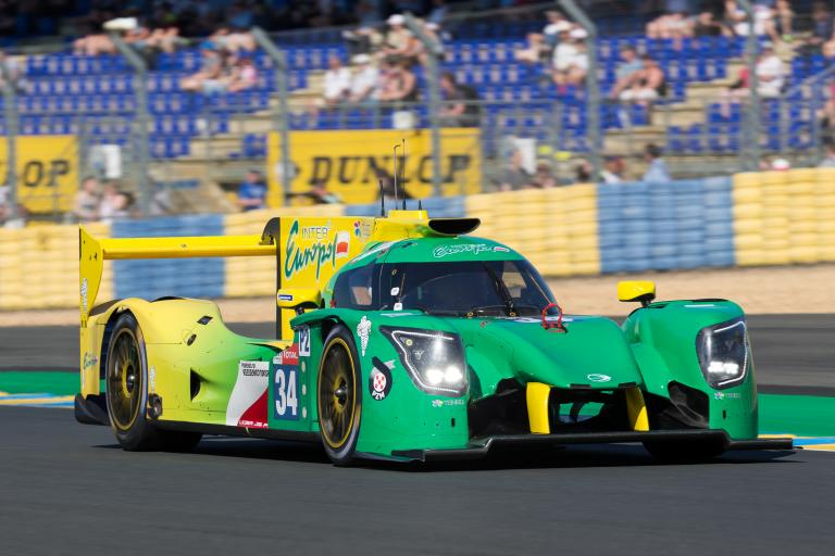 24 Hours of Le Mans – Inter Europol Competition (LMP2)