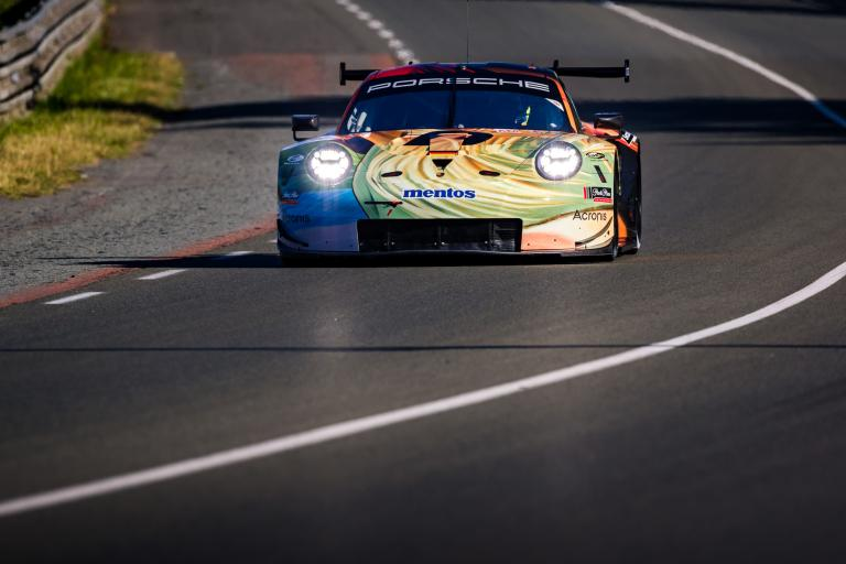 24 Hours of Le Mans – Team Project 1 (LMGTE Am)