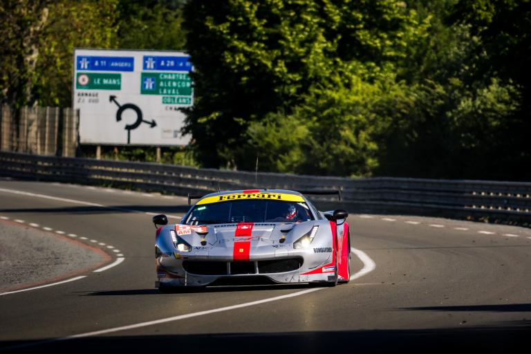 The 2019 24 Hours of Le Mans for Spirit Of Race (LMGTE Am)