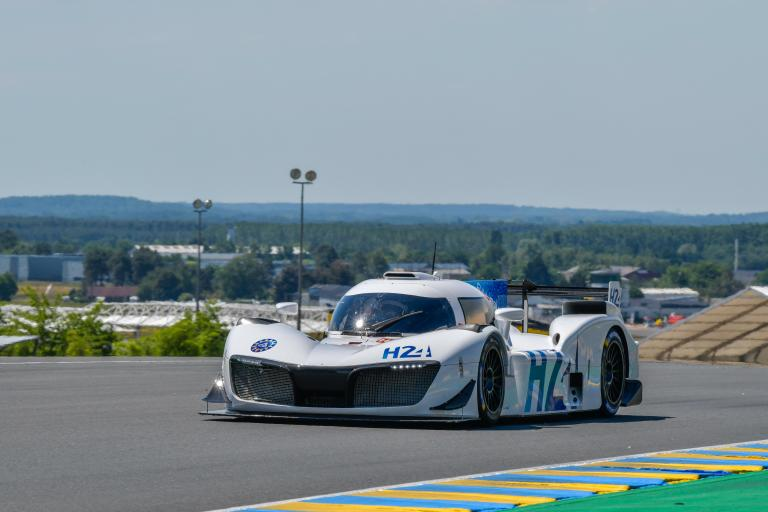 MissionH24: The LMPH2G hydrogen prototype to open 24 Hours of Le Mans race proceedings