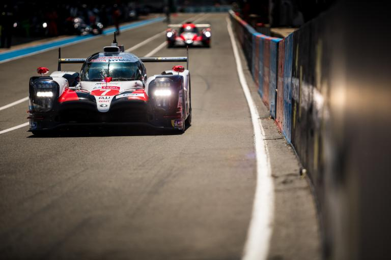 24 Hours of Le Mans – Test Day rundown: Toyota leads the charge