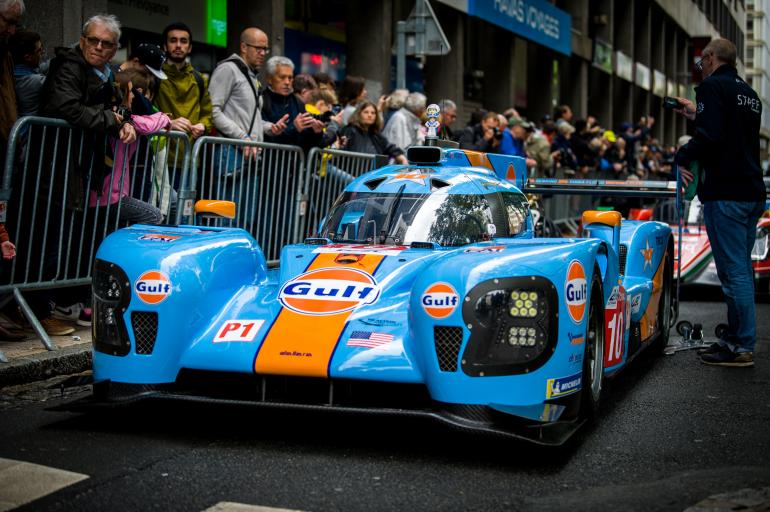 24 Hours of Le Mans – DragonSpeed (LMP1 and LMP2)