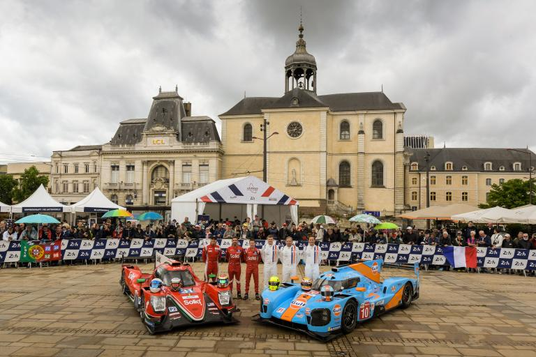 The 2019 24 Hours of Le Mans for DragonSpeed (LMP1 and LMP2)