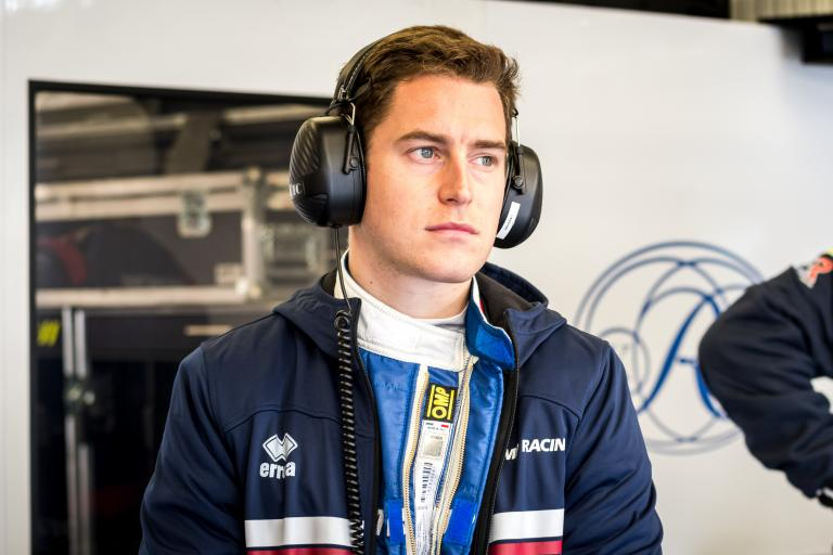 24 Hours of Le Mans - Stoffel Vandoorne (SMP Racing) (3/4) The day before