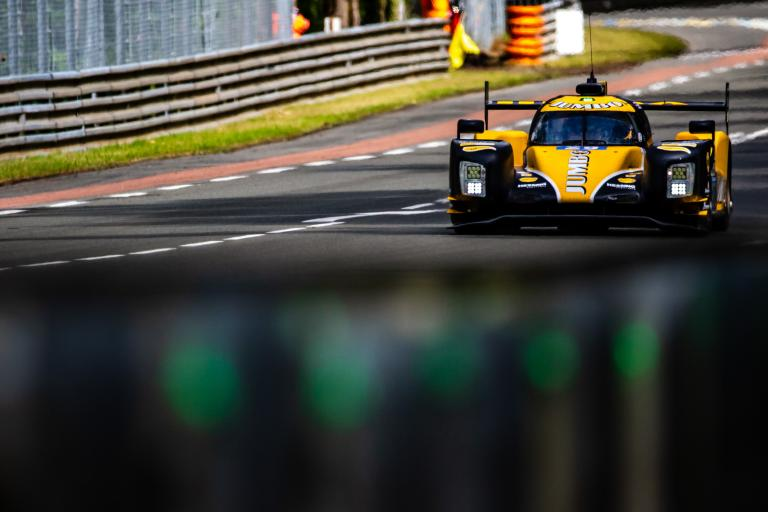 The 2019 24 Hours of Le Mans for Racing Team Nederland (LMP2)