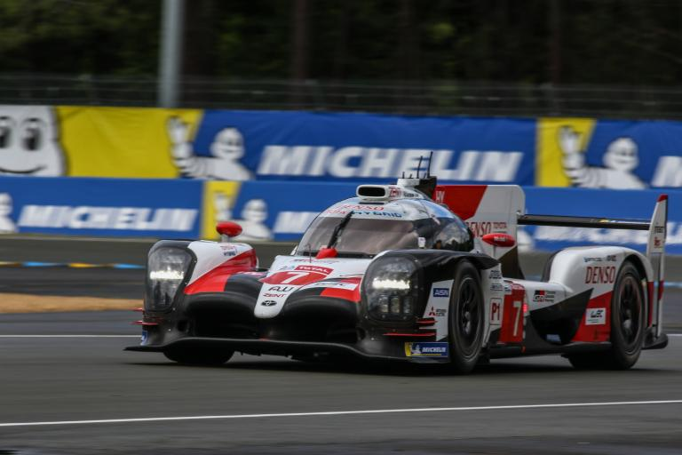 24 Hours of Le Mans – Toyota takes provisional pole position!