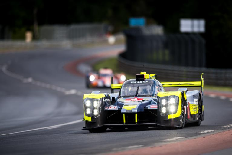 The 2019 24 Hours of Le Mans for ByKOLLES Racing Team (LMP1)