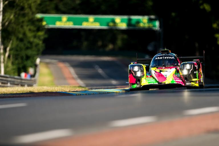 The 2019 24 Hours of Le Mans for Rebellion Racing (LMP1)