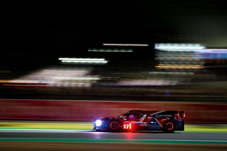 The 2019 24 Hours of Le Mans for SMP Racing (LMP1)