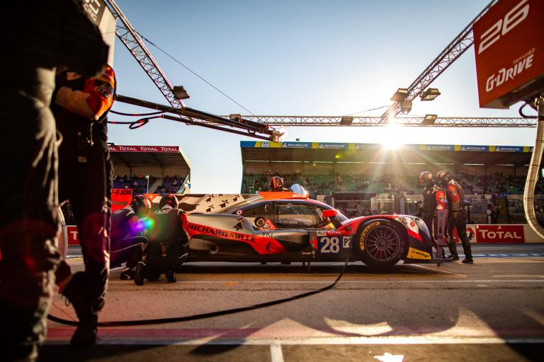 The 2019 24 Hours of Le Mans for TDS Racing (LMP2)