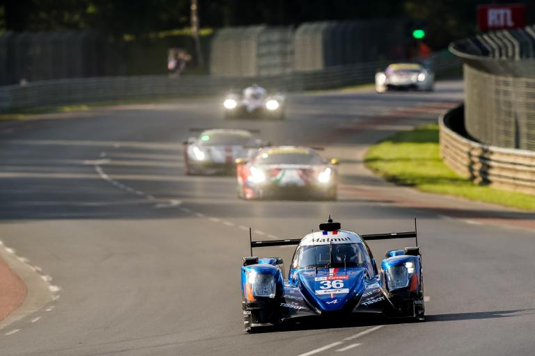 24 Hours of Le Mans – Hour 3 Roundup