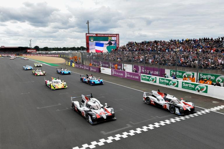 24 Hours of Le Mans – Hour 1 Roundup