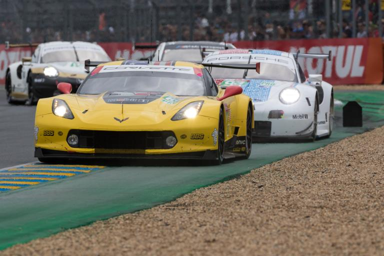 24 Hours of Le Mans – Hour 5 Roundup