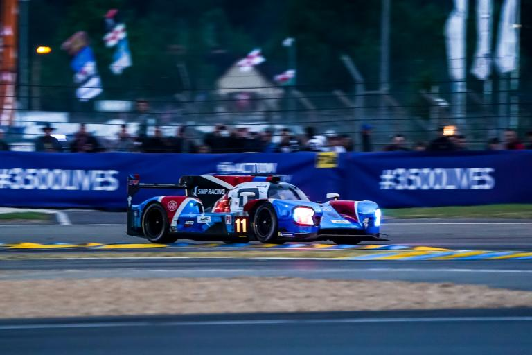 24 Hours of Le Mans - Hour 17 Roundup