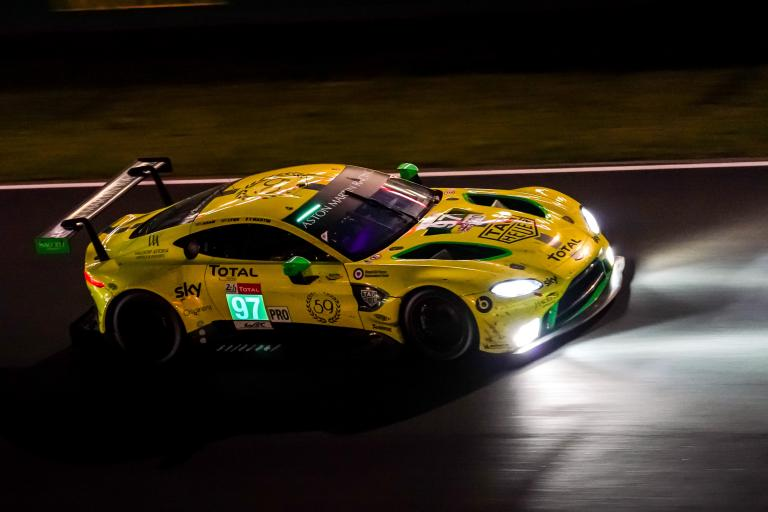 Aston Martin at the 24 Hours of Le Mans (5) – The Vantage legacy