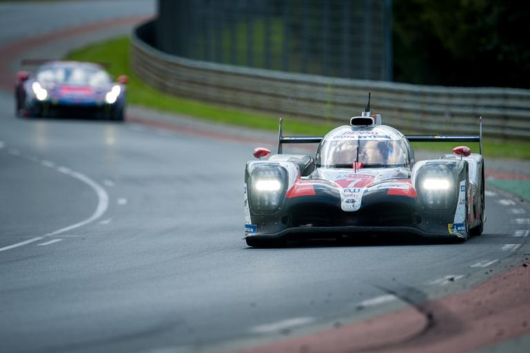 24 Hours of Le Mans - Hour 23 Roundup