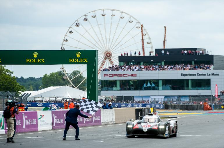 24 Hours of Le Mans - Full race summary for the LMP1 class