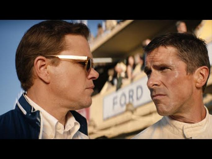 New trailer of Le Mans '66, the film about the Ford v Ferrari showdown