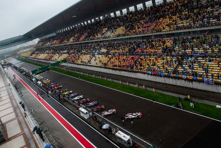 FIA WEC – 4 Hours of Shanghai provisional entry list
