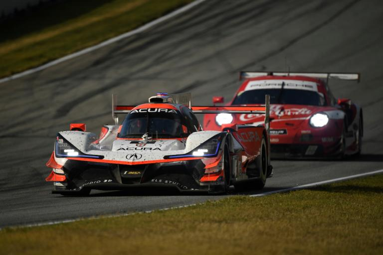 Who were the winners of the 2019 IMSA championship?