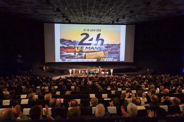 24 Hours of Le Mans – Drivers expected at the screening of the official 2019 race film