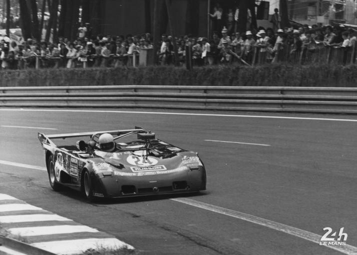 Pink Floyd and the 24 Hours of Le Mans (1/2) – 1979, Le Mans and 'The Wall'