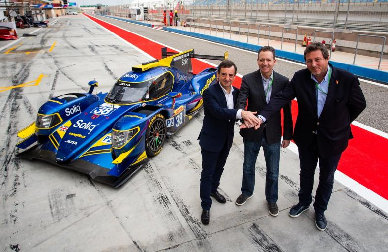 Multi-year technical and marketing partnership agreed between Goodyear, FIA WEC and ELMS